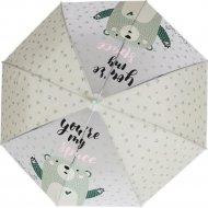 Зонт-трость «Михи-Михи» Мишка You're My Space, желтый, 80 см
