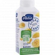 Йогурт питьевой «Valio» 0.4%, с бананом, 330 г