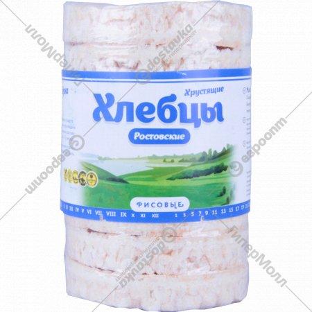 Хлебцы хрустящие «Ростовские» рисовые, 80 г