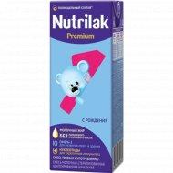 Смесь «Nutrilak» Premium 1, 200 мл.