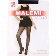 Колготки женские «Malemi ciao» nero, 40 den.