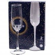 Набор бокалов для шампанского «Luminarc» Allegresse, 2 шт, 175 мл