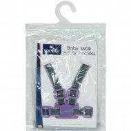 Ходунки «Lorelli» Safety Harness Grey Violet 1001005.