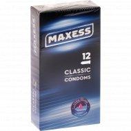 Презервативы «Maxess» Classic, 12 шт