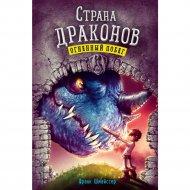 Книга «Страна драконов. Огненный побег».