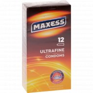 Презервативы «Maxess» Ultrafine, 12 шт