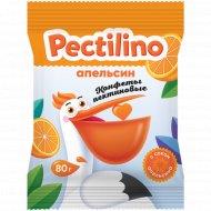 Конфеты «Pectilino» с соком апельсина, 80г