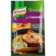 Приправа для свинины «Knorr» хрустящая корочка, 30 г.