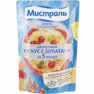 Крупа пшеничная с сухофруктами «Десертный кускус с цукатами» 230 г.