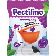 Конфеты «Pectilino» с соком вонограда, 80 г