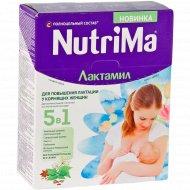 Смесь для кормящих мам «Nutrilak» NutriMa Лактамил, 350 г.