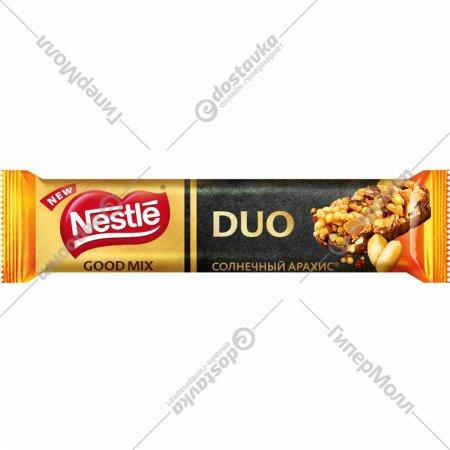 Батончик «Nestle Good Mix» солнечный арахис, 50 г.
