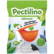 Конфеты «Pectilino» с соком яблока, 80 г