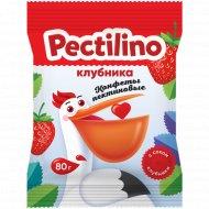 Конфеты «Pectilino» с соком клубники, 80 г