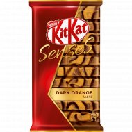 Шоколад молочный и тёмный «Kit Kat» с хрустящей вафлей, 112 г.