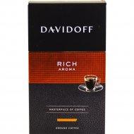 Кофе молотый «Davidoff» Rich Aroma, 250 г.