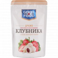 Клубника «Gооd Food» в белой глазури, 150 г