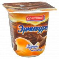 Пудинг ультрапастеризованный «Эрмигурт» шоколадный 3.2%, 100 г.