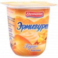 Пудинг ультрапастеризованный «Эрмигурт» ванильный 3%, 100 г.