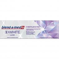 Зубная паста «Blend-a-med» 3D White Luxe, 75мл.
