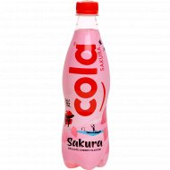 Напиток «Cola» Sakura, 0.5 л.