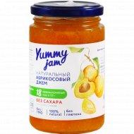 Джем абрикосовый «Yummy jam» 350 г.