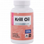 Комплексная пищевая добавка «Chikalab» масло криля, 60 таблеток