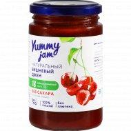 Джем вишневый «Yummy jam» 350 г.