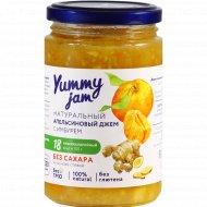 Джем апельсиновый «Yummy jam» 350 г.