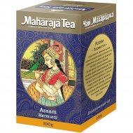 Чай чёрный листовой «Махараджа»Ассам» индийский байховый, 100 г.
