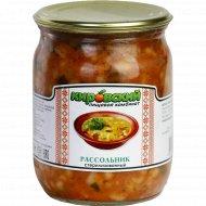 Суп «Рассольник» стерилизованный, 500 г.