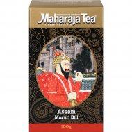 Чай чёрный листовой «Махараджа» Ассам индийский байховый, 100 г.