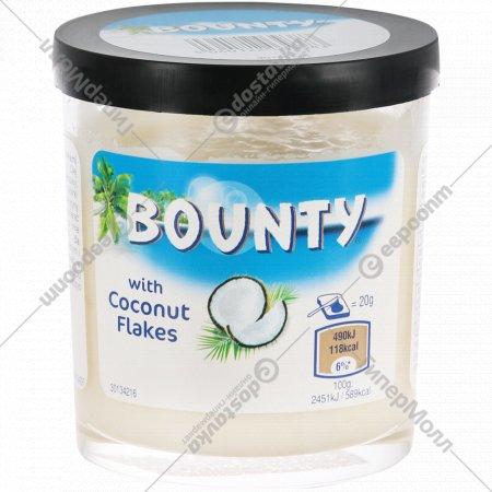 Паста «Bounty» с кокосовой стружкой, 200 г.