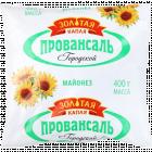 Майонез «Провансаль городской» 50%, 400 г.