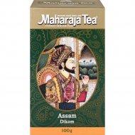 Чай чёрный листовой «Махараджа» Ассам Диком индийский байховый, 100 г.