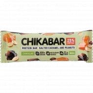 Батончик глазированный «Chikalab» с начинкой арахис, 60 г