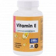 Комплексная пищевая добавка «Chikalab» токоферол комплекс, 60 таблеток