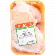 Бедро цыпленка-бройлера «Асобiна» замороженное 1 кг., фасовка 0.95-1.15 кг