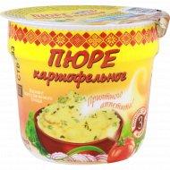 Пюре картофельное «Мира» быстрого приготовления, вкус грибов 40 г.