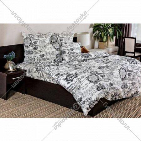 Комплект постельного белья «Ночь Нежна» Свидание 7127-1, бежевый.