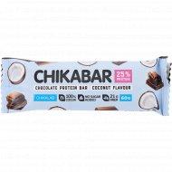 Батончик глазированный с начинкой «Chikalab» кокос, 60 г