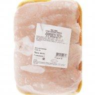 Грудка цыпленка-бройлера «Асобiна» замороженная 1 кг., фасовка 0.8-0.9 кг