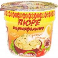 Пюре картофельное «Мира» быстрого приготовления, вкус курицы 40 г.