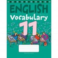 Книга «Английский язык. 11 класс. Тетрадь-словарик».