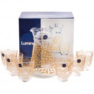 Набор для напитков «Luminarc» Sofya Gold, 7 предметов