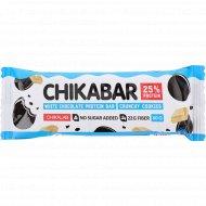 Батончик глазированный «Chikalab» с начинкой хрустящее печенье, 60 г