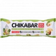 Батончик глазированный «Chikalab» с начинкой фисташковый крем, 60 г