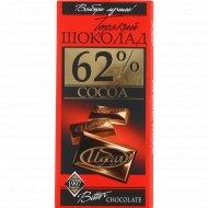 Шоколад горький «Идеал» 62%, 100 г.