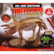 Набор «Раскопки динозавра» triceratops 2.