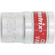 Головка торцевая «Matrix» 13117, шестигранная, 17 мм